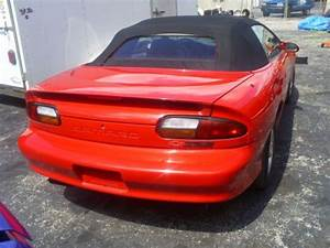 Buy New 2001 Chevy Camaro Z28 Ls1 Convertible Roller No