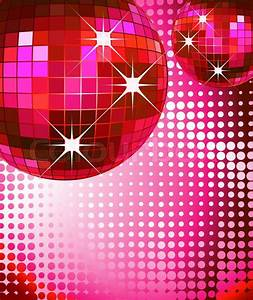 Disco Ball Background Pink | www.pixshark.com - Images ...