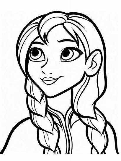 Coloring Pages Frozen Disney Characters Colouring Denis