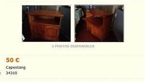 Le Bon Coin Vosges Location : le bon coin il vend un meuble t l avec plateau tournant ~ Dailycaller-alerts.com Idées de Décoration