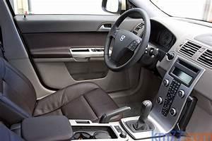 Fotos Interiores - Volvo S40  2007