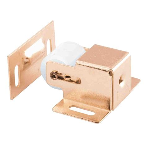 liberty brown heavy duty magnetic door catch c080x0c br c7