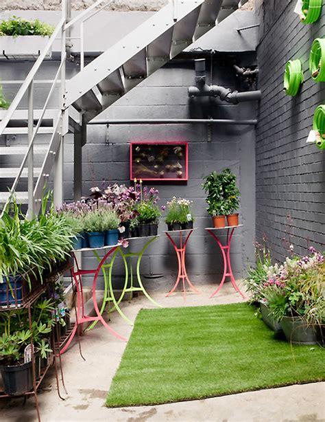 Balcony Gardener And Squint Popup Urban Garden Shop At