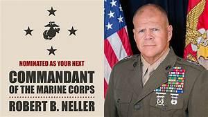 Lieutenant General Robert B. Neller Tapped for Next Commandant