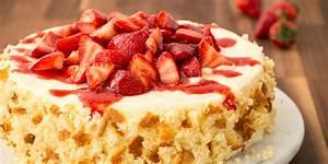 19 Strawberries & Cream Dessert Ideas & Recipes—Delish.com
