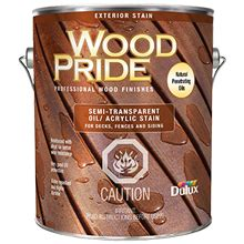 dulux exterior wood stains
