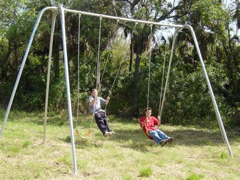 Swing For Backyard Adults by Herculean Swing Set Yes I M An And I Want A Swing