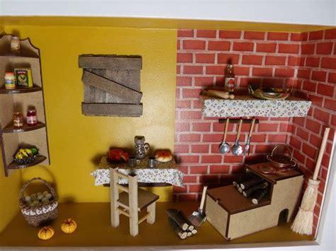 quadro cen 225 de cozinha caipira feito madeira mdf pintado tinta pva miniaturas em