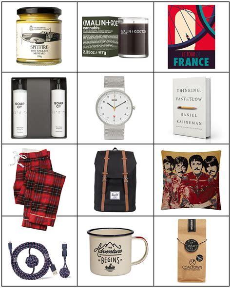 12 Christmas Gift Ideas For Men  Coco's Tea Party
