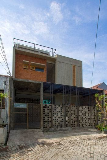 Rumah Kost Keputih Jilid 2   Andyrahman Architect   Bluprin