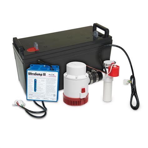 Backup Sump Pumps By Wisconsin & Illinois Waterproofers