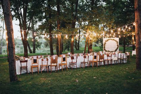 consejos  celebrar una boda en el jardin mi decoracion