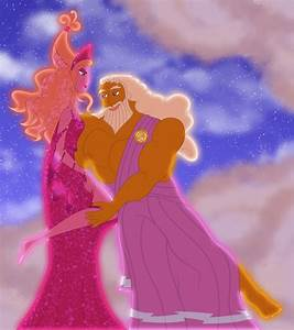 The gallery for --> Zeus And Hera Disney