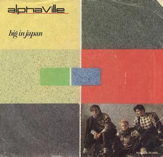 Big In Japan (alphaville Song) Wikipedia