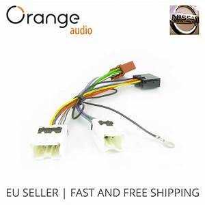 Wiring Lead Harness Adapter For Nissan Micra 2004