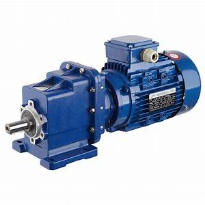 China Src Series Helical Gear Speed Reducer