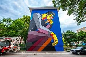Kunst An Der Wand : the modern thinker by aske stadt wand kunst stadt wand kunst ~ Markanthonyermac.com Haus und Dekorationen