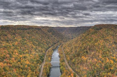 Where To See Fall Foliage in WV - Visit Southern West ...
