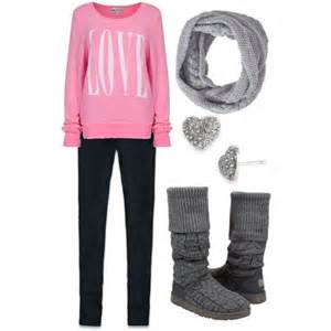 Cute Lazy-Day Outfit