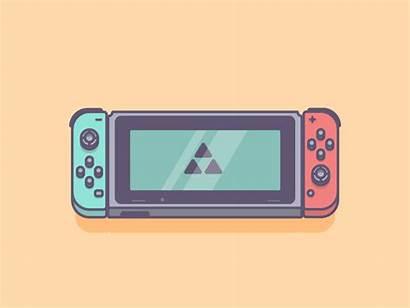 Nintendo Switch Icon Aesthetic Pixel Flat Zelda