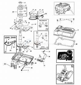 Jandy Valve Actuator Parts