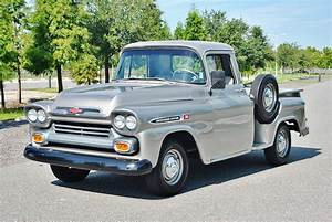 All American Classic Cars  1959 Chevrolet Apache Stepside
