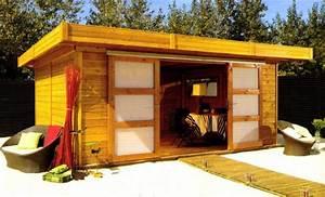 Garage En Bois 20m2 : abri de jardin garage pergola terrasse tout vos ~ Dailycaller-alerts.com Idées de Décoration