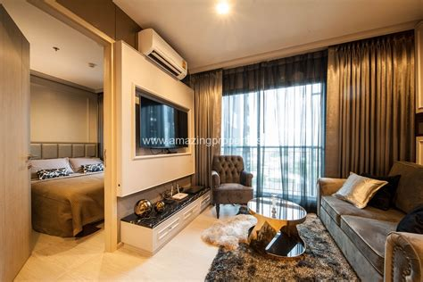 modern 1 bedroom condo for rent at rhythm 36 amazing
