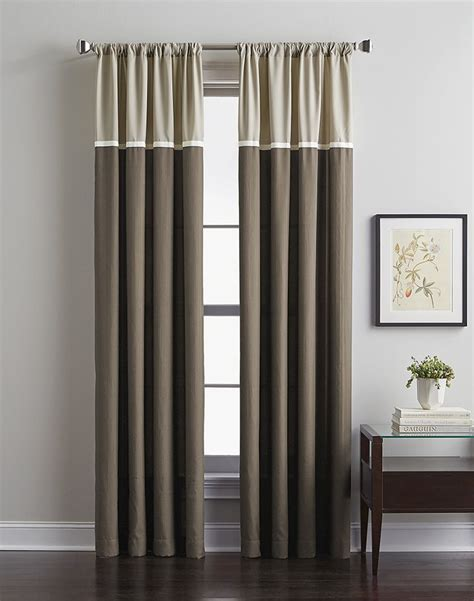 color block curtains 1000 ideas about color block curtains on