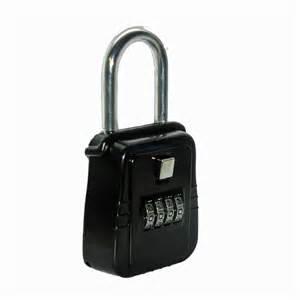4 Digit Numeric Lock Boxes