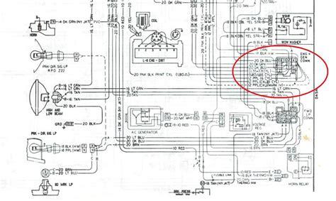 1967 Pontiac Le Wiring Harnes by 68 Gto Dash Wiring Diagram Wiring Diagram