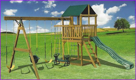 amish playhouses wood playgrounds  sale  oneonta