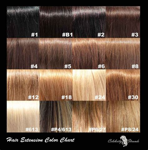 Hair Color Shades by Strands Hair Color Chart My Wish List