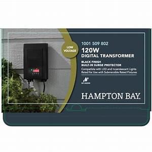 Hampton Bay Landscape Lighting Manual