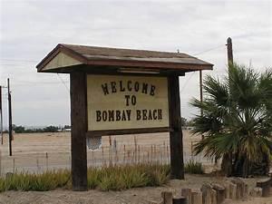 Bombay Beach, California - Wikipedia  Bombay