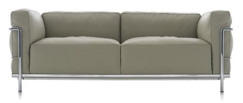 Lc3 Sofa Zweisitzer Cassina