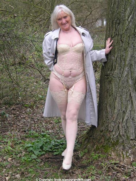 Not Naked Granny