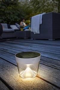 Beleuchtung Für Gartenparty : tragbare led solar leuchte mit dimmfunktion beleuchtung philips mygarden garten deko balkon ~ Markanthonyermac.com Haus und Dekorationen
