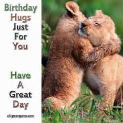 Cute Animals Happy Birthday Wishes