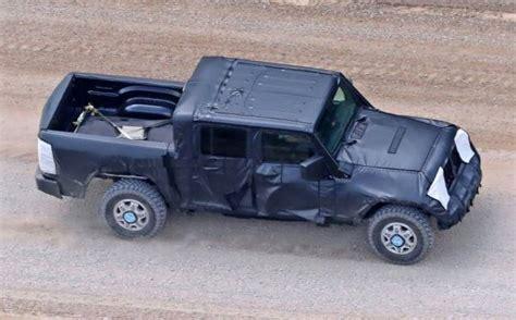 Future Jeep Truck by 2018 Jeep Truck News Price 2020 2021 Future