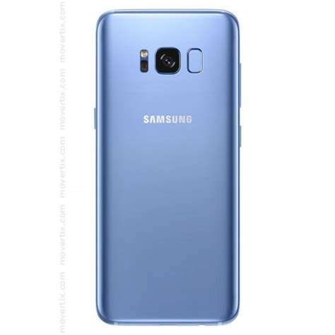 samsung galaxy s8 blau samsung galaxy s8 blue 8806088848723 movertix mobile phones shop