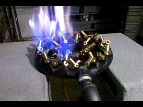 jet propane burner controlled  honeywell vra