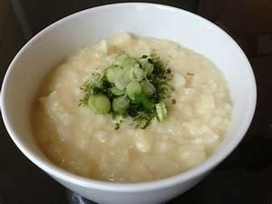 Japanese style rice porridge | myhumblefood