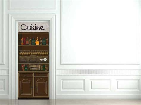 stickers pour porte de cuisine stickers pour porte cuisine home design nouveau et