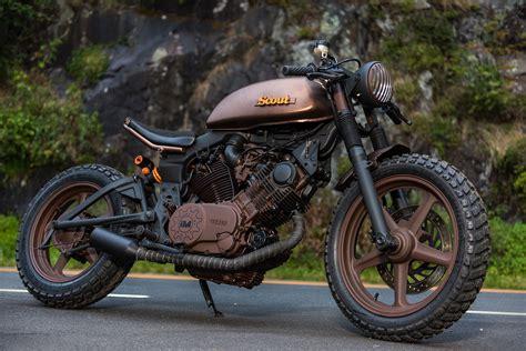 yamaha xv virago scout motorcycle uncrate