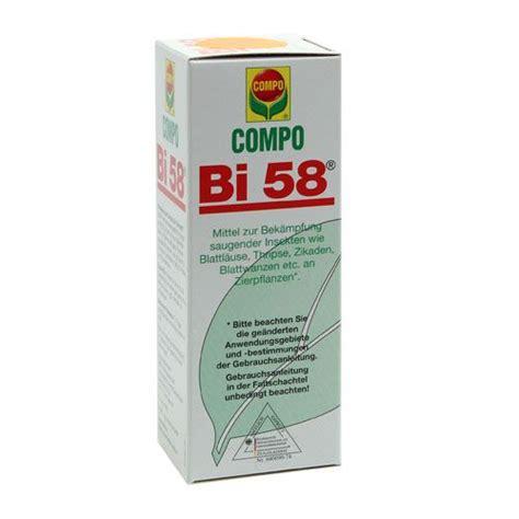 bi 58 kaufen bi 58 insektenmittel 100ml preiswert kaufen