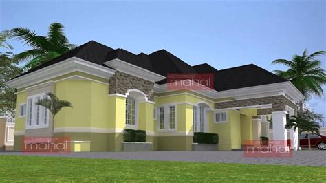 modern bungalow house design  nigeria  description youtube