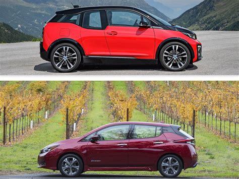 2018 bmw i3 vs 2018 nissan leaf which is best autobytel
