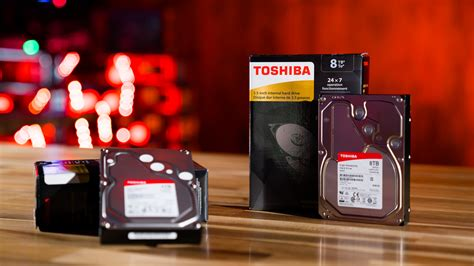 nas drives     toshiba  offers fast