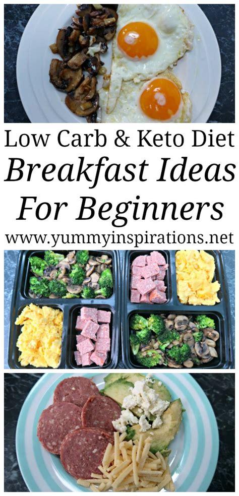 keto diet beginners breakfast ideas recipes   carb